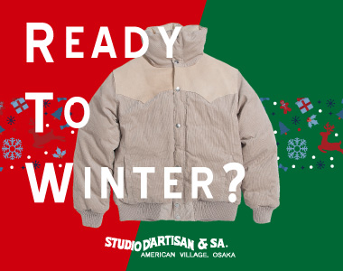 READY TO WINTER?