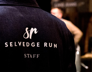 SELVEDGE RUN 2016AW